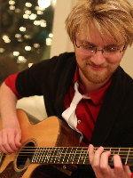 Sean Frankhouse, Bass and guitar instructor at Brandon Guitar Studio