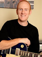 Matt McKenzie, Guitar instructor at Brandon Guitar Studio
